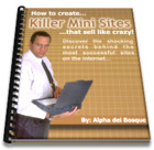 Killer Mini Sites